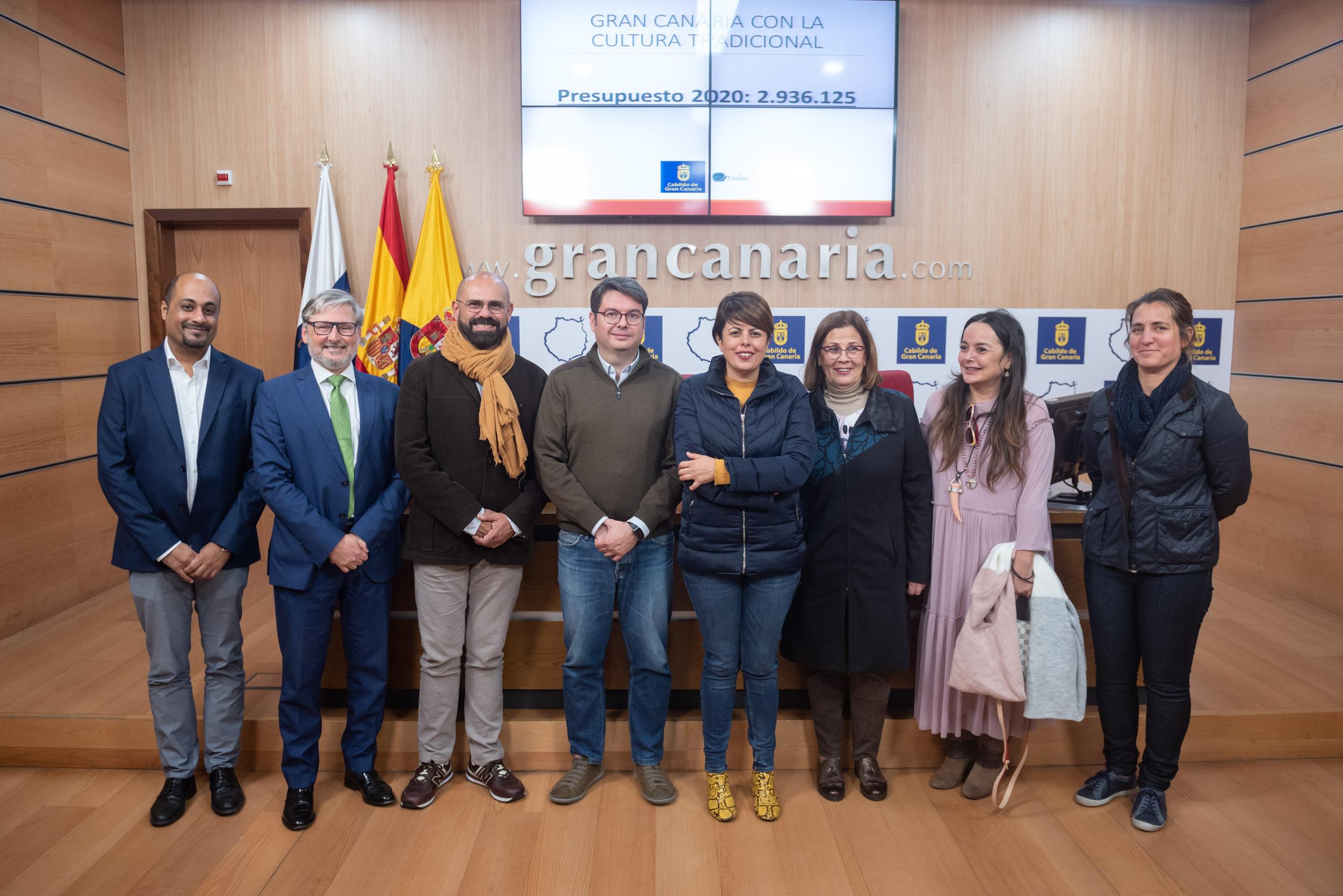 Gran Canaria destina 10,6 millones a potenciar el producto hecho en Gran Canaria, la artesanía y las áreas industriales y comerciales