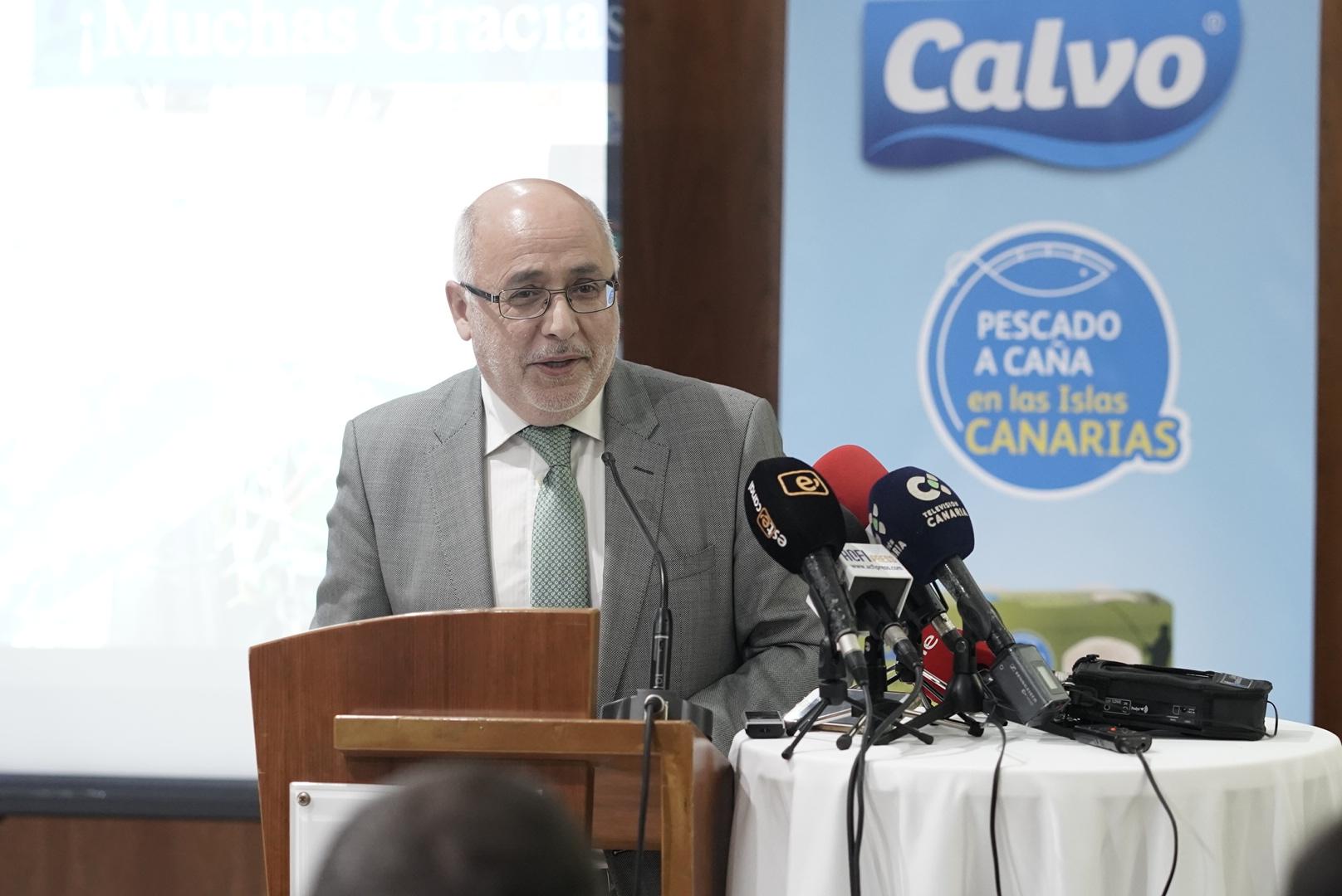 Grupo Calvo y Atunlo colaboran para impulsar en Canarias una pesquería sostenible de atún