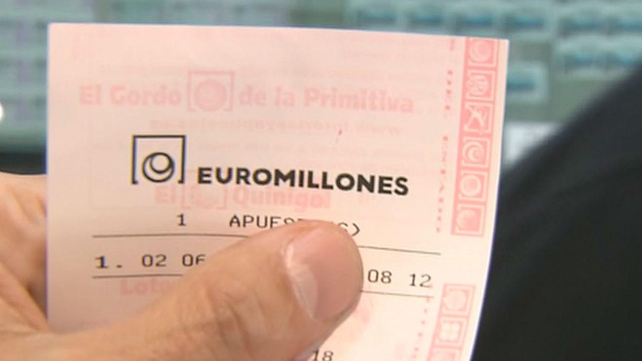 El Millón de Euromillones cae en Gran Canaria