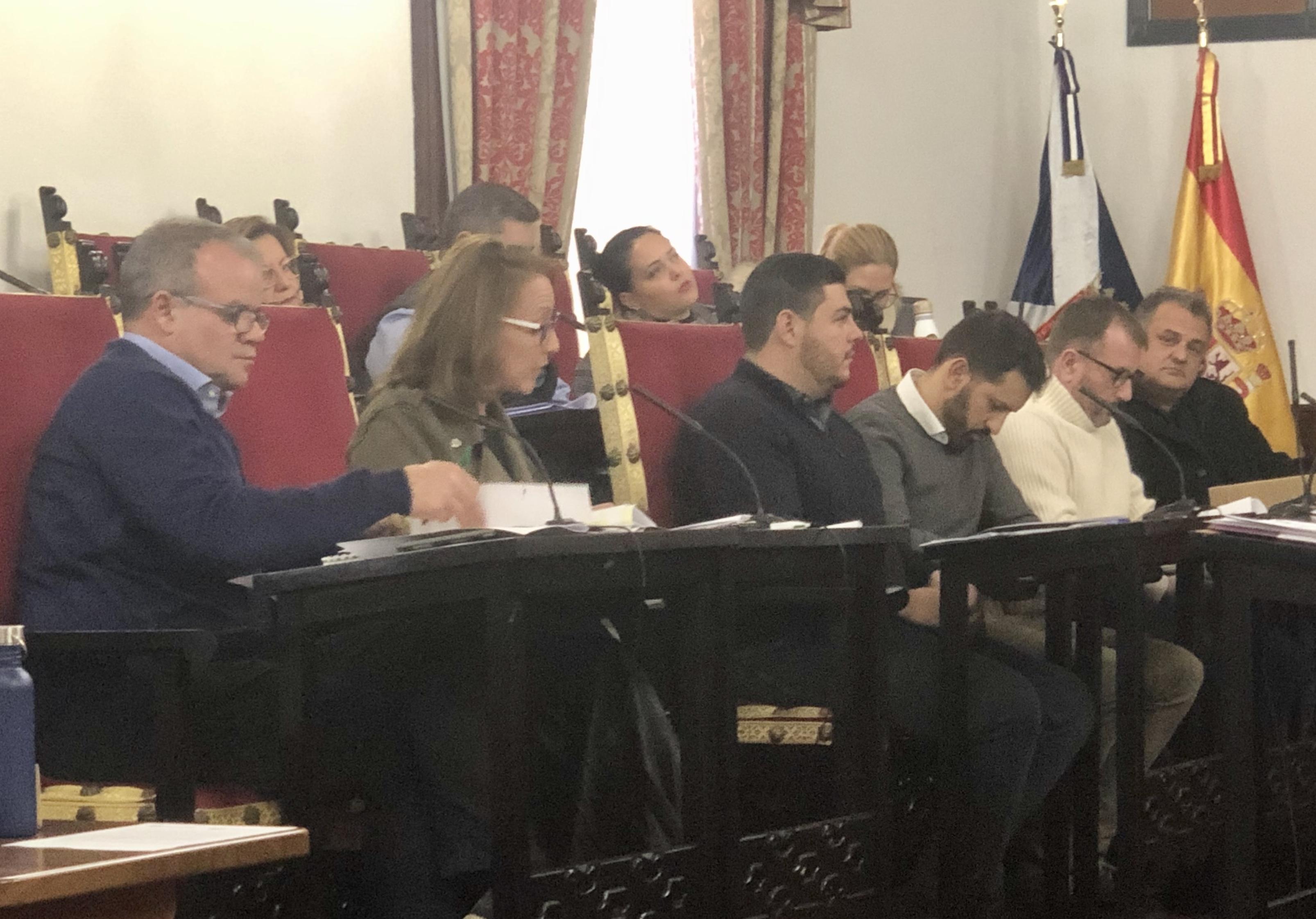 El Partido Popular de La Laguna solicita que se amplíen los espacios reservados para personas con movilidad reducida durante los eventos públicos