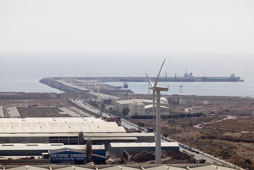 El Puerto de Arinaga duplica su actividad