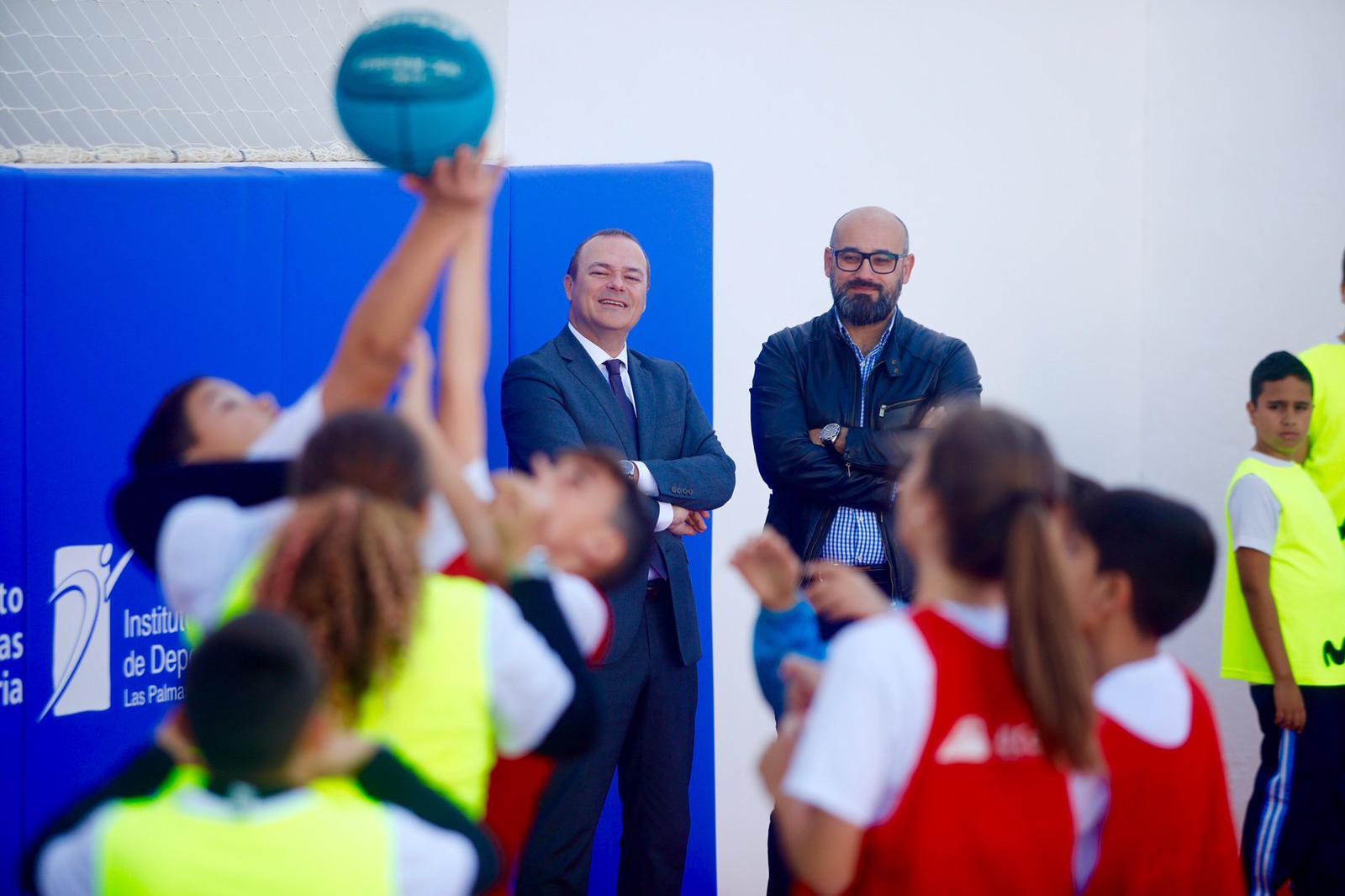 El IMD abona 1.371.135 euros en subvenciones para potenciar el deporte en Las Palmas de Gran Canaria