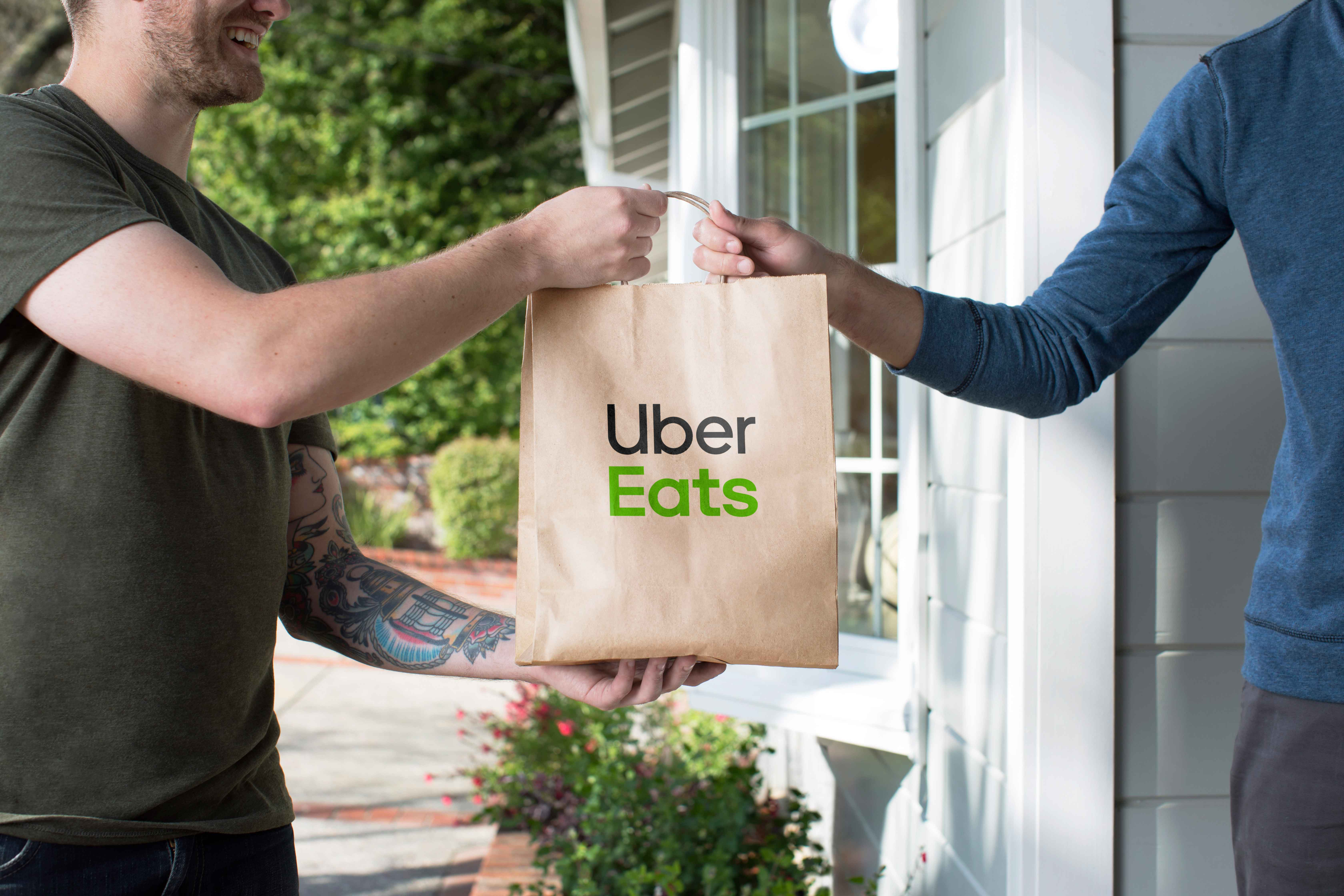 Uber Eats amplía su presencia en Gran Canaria