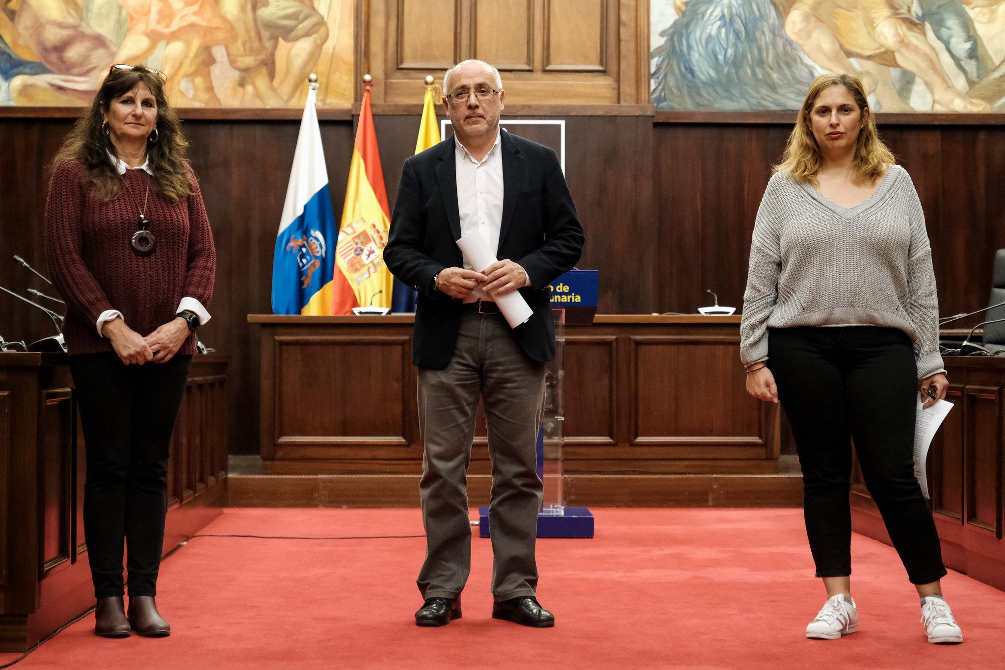 El Cabildo de Gran Canaria lanza 28 medidas por 135 millones para servicios esenciales