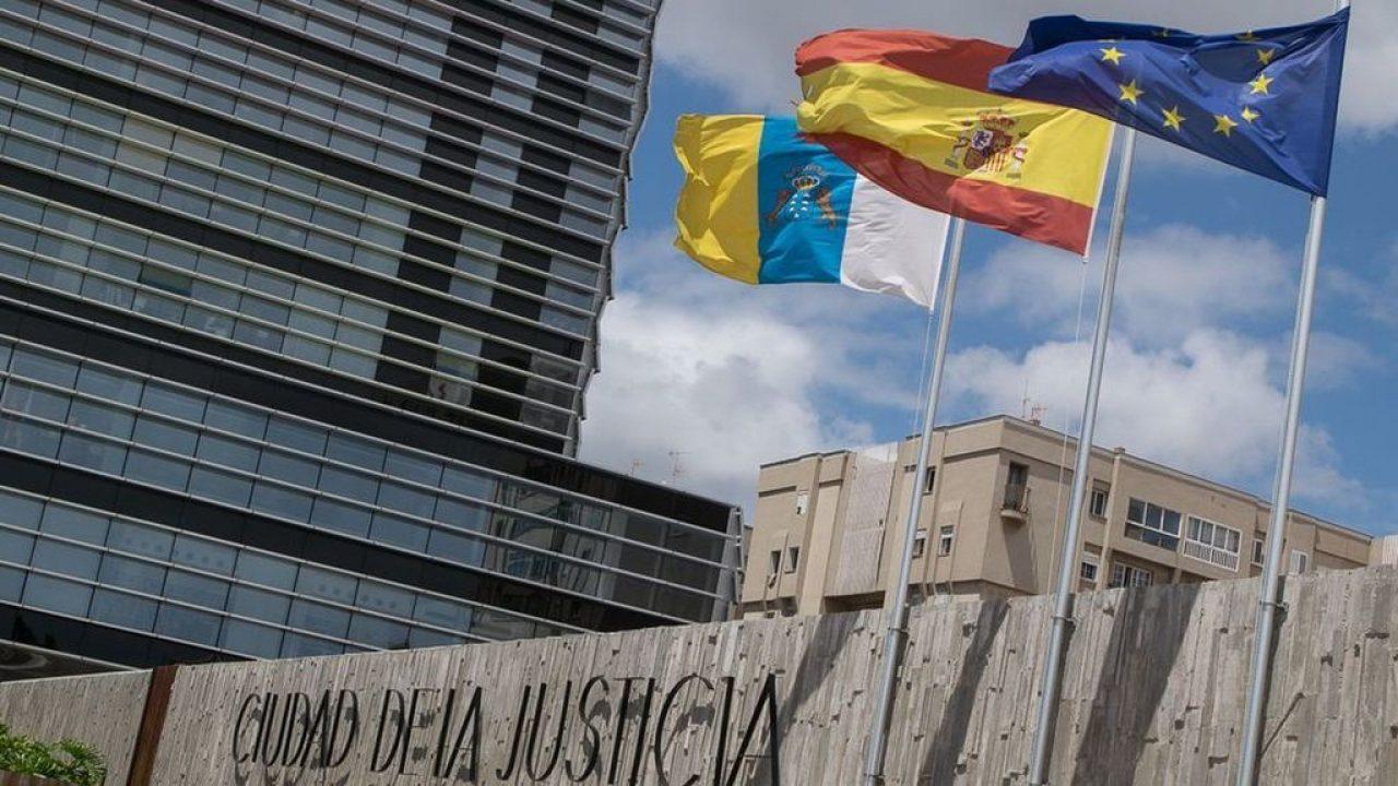 Condenan a 4 meses de cárcel a dos hombres que se enfrentaron a la Policía tras burlar el confinamiento en Gran Canaria