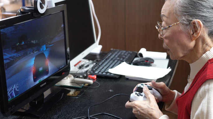 Hamako Mori 'youtuber gamer' más anciana del mundo