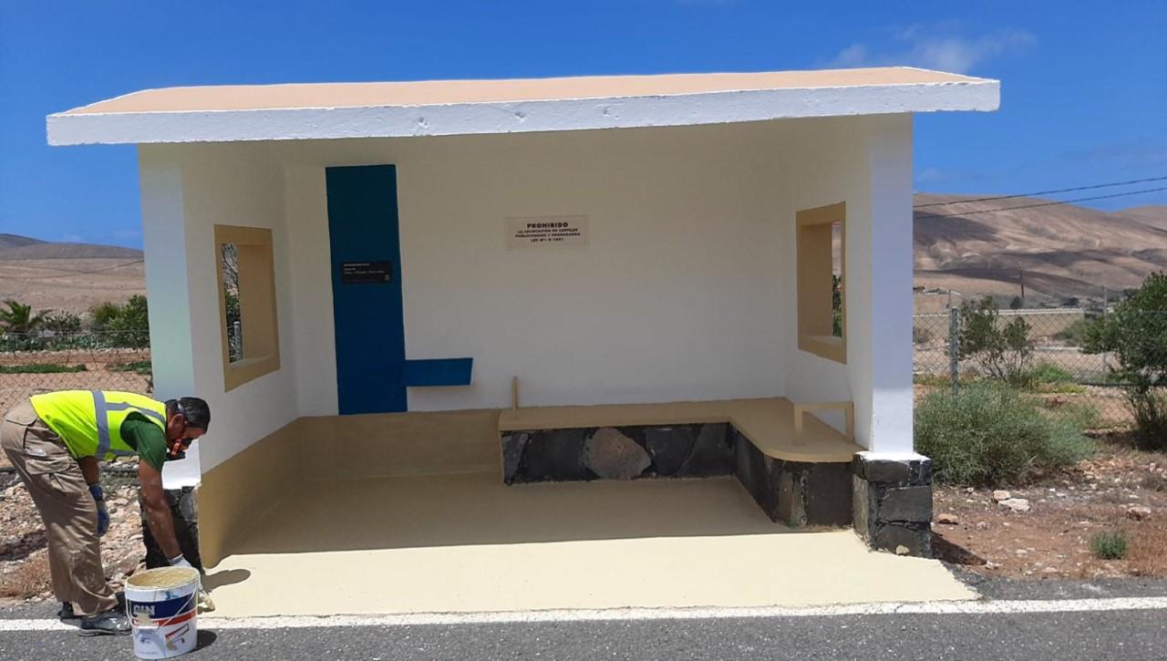 Marquesinas Fuerteventura