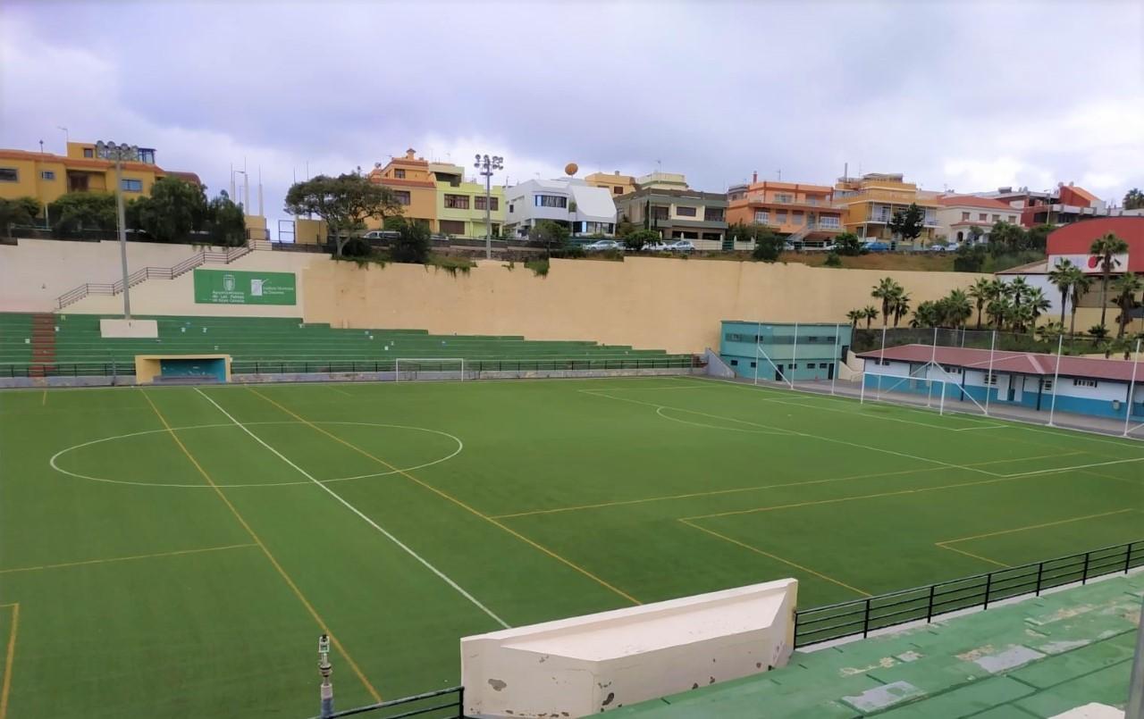 López Socas. Campo de Fúbol. Las Palmas