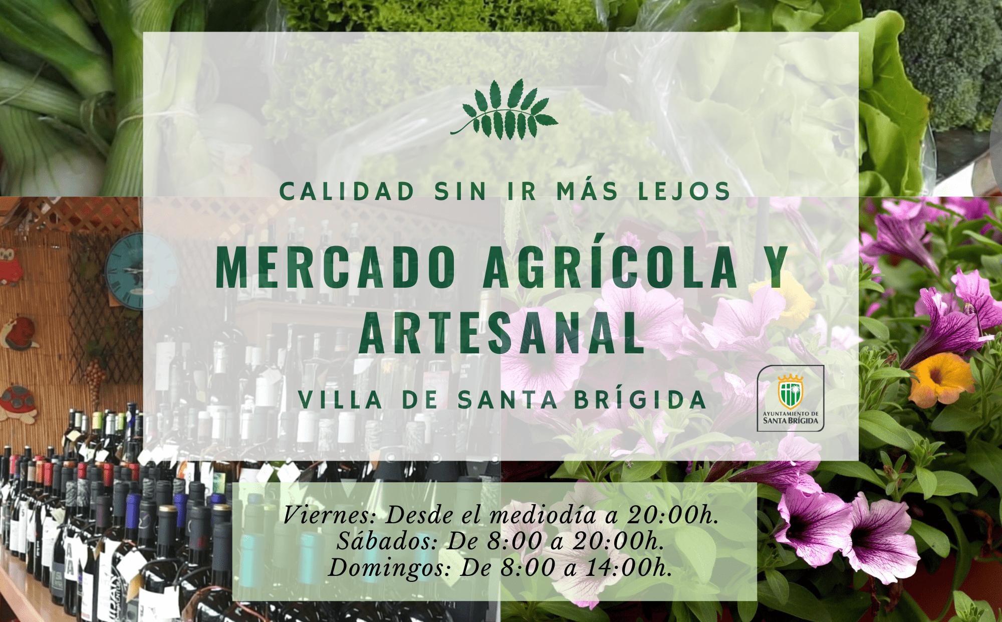 Mercado de Santa Brígida