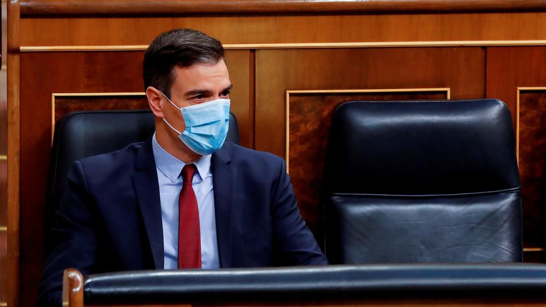 Pedro Sánchez comunica su decisión de prolongar el estado de alarma hasta el 21 de junio