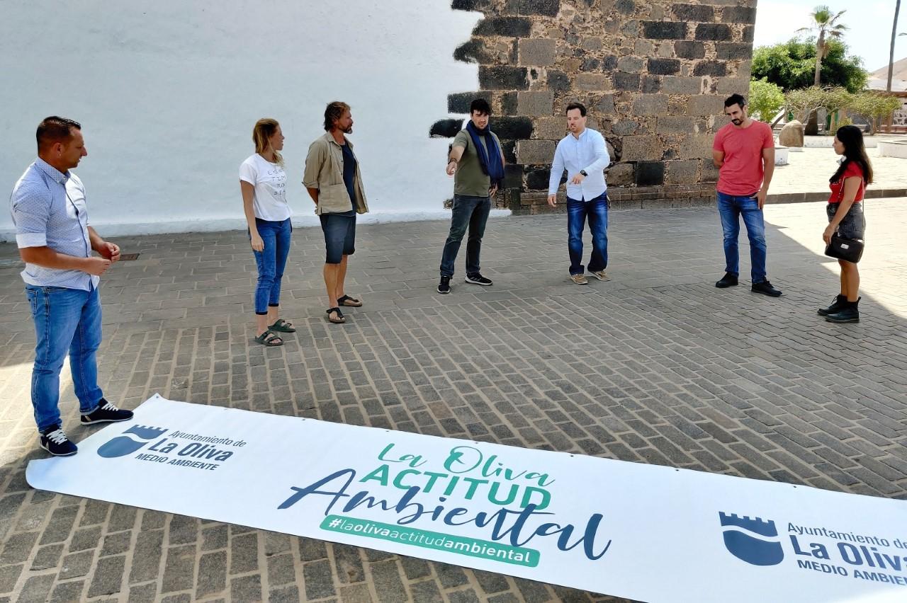 La Oliva y los colectivos ambientales