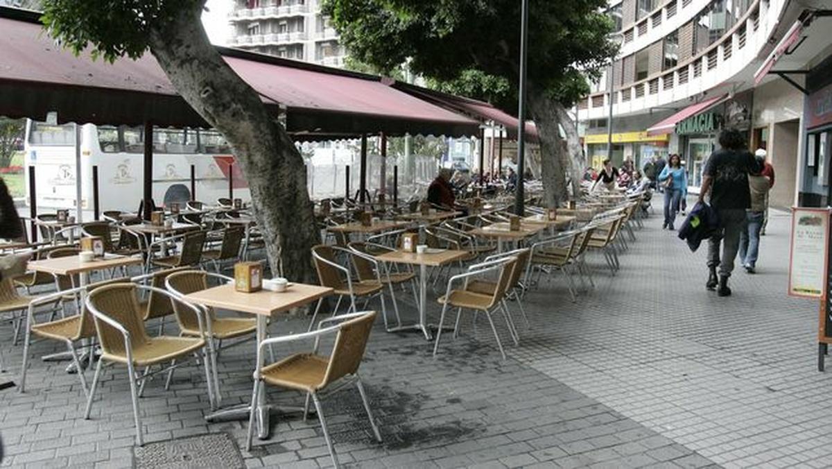 Terrazas en Las Palmas de Gran Canaria