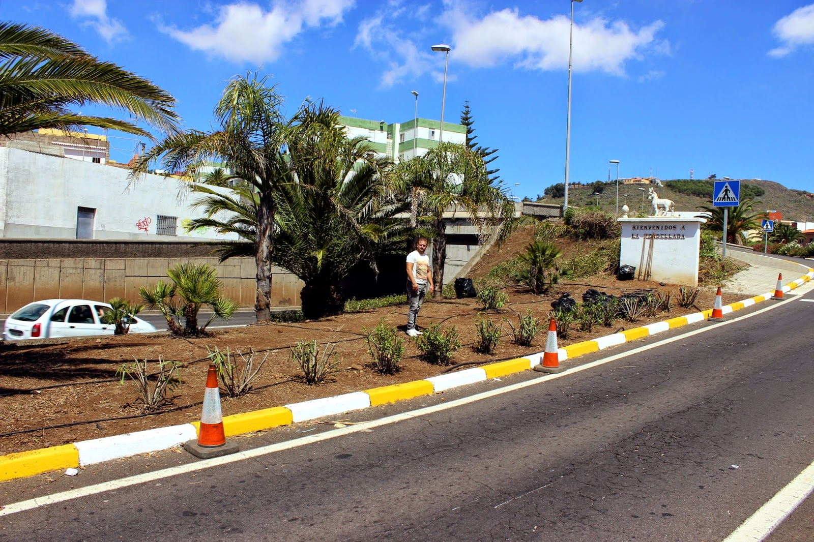 Vía de Ronda. La Laguna. Tenerife
