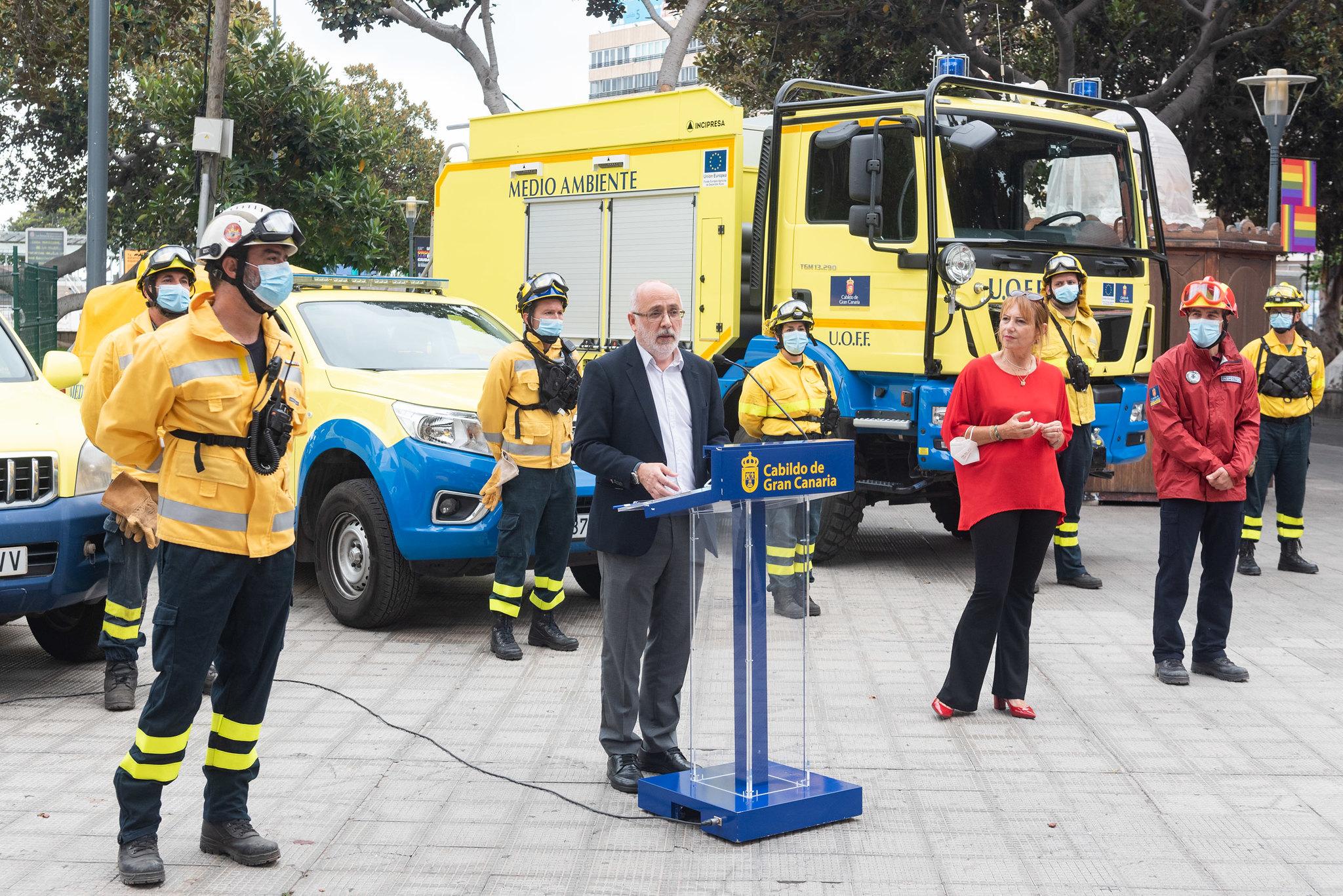 Más de 240 personas serán vigías y defensoras de Gran Canaria ...