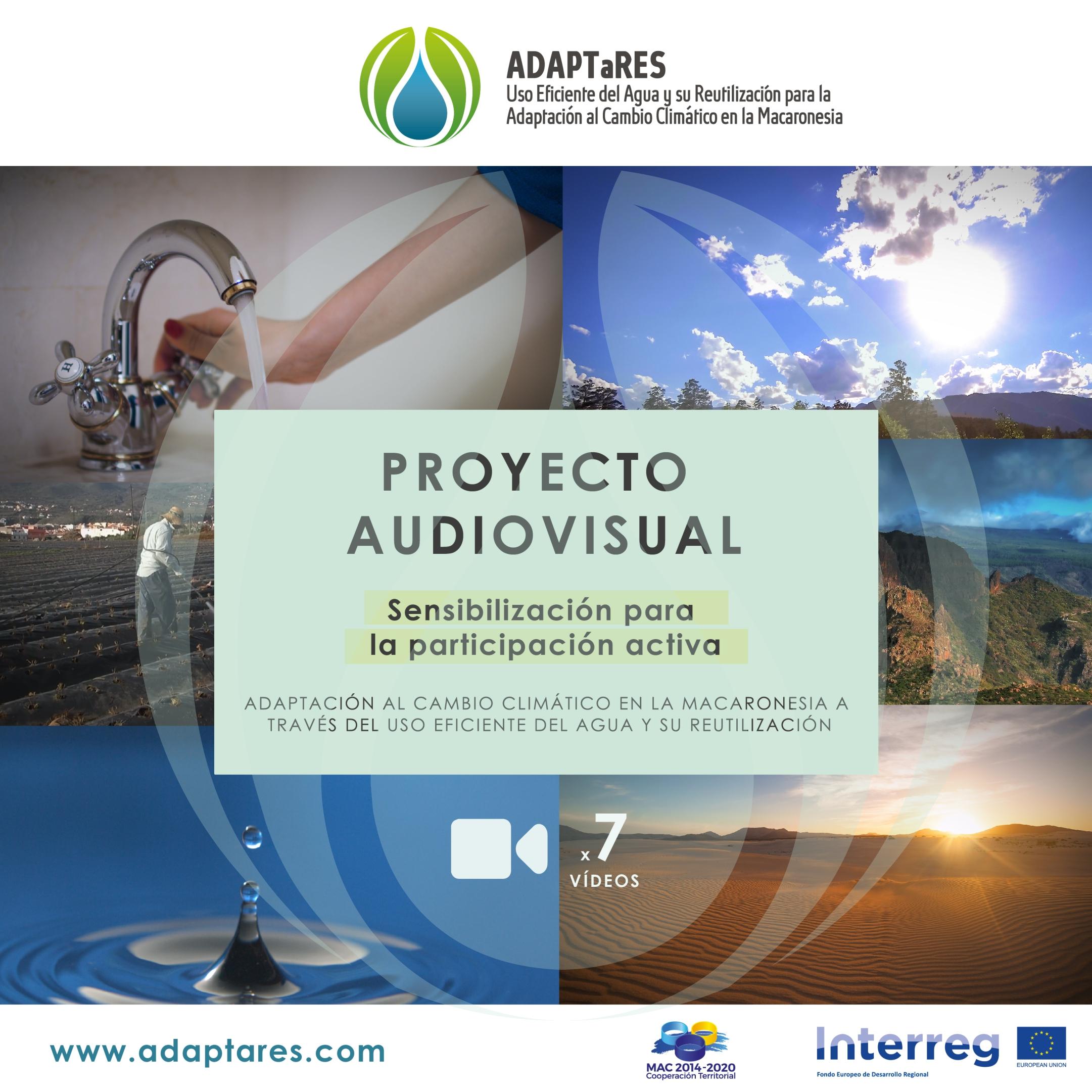 Proyecto ADAPTaRES del ITC. Canarias