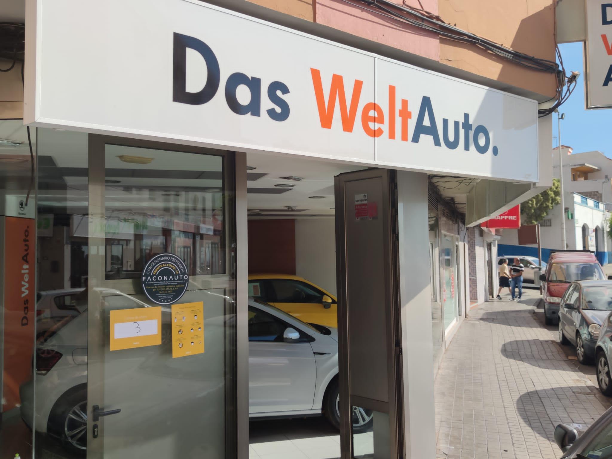 Das WeltAuto inaugura nueva exposición en Telde