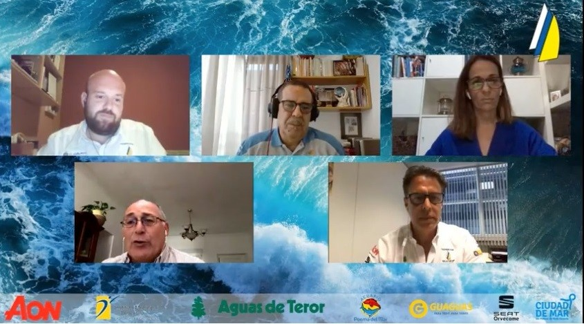 Vela Latina. Conferencia virtual