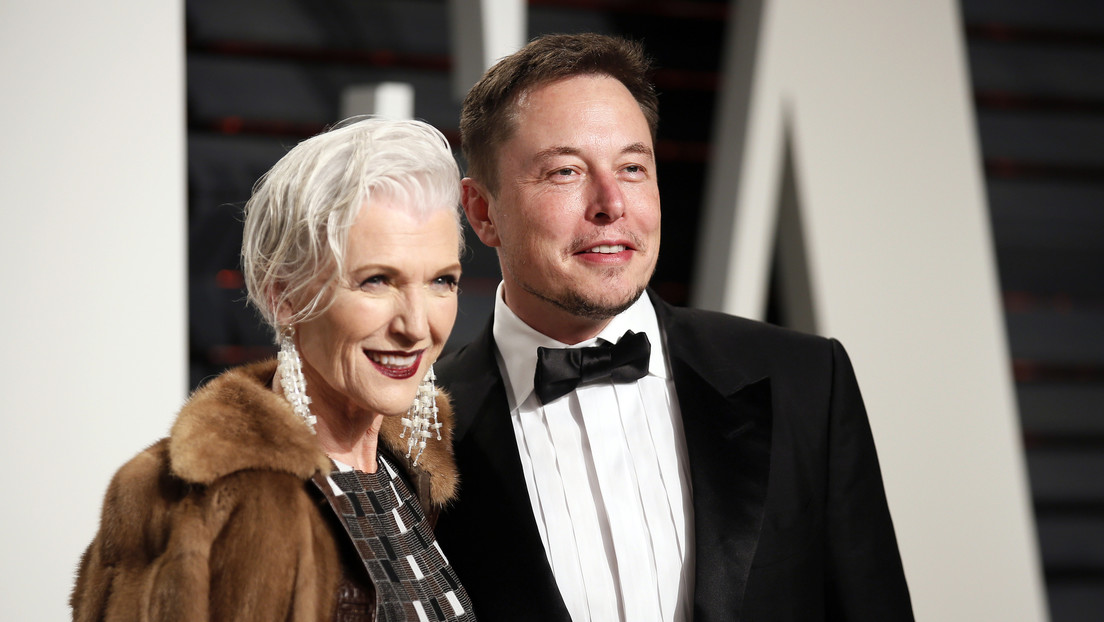 Maye y Elon Musk