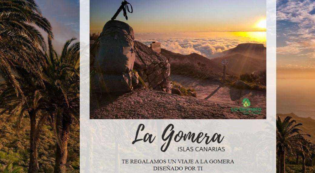La Gomera sortea viajes a la isla en una nueva acción promocional