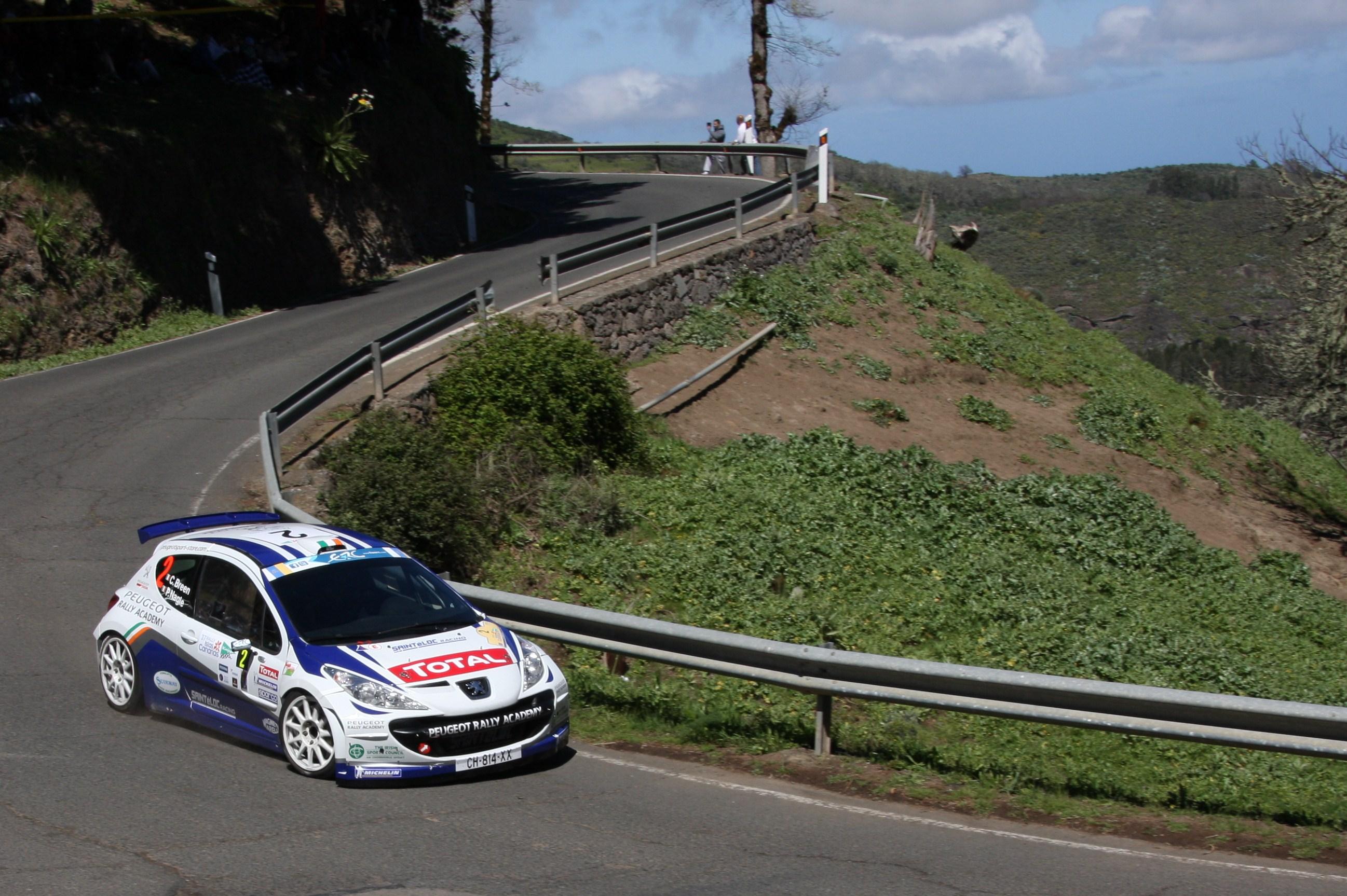 Rally Islas Canarias. Gran Canaria