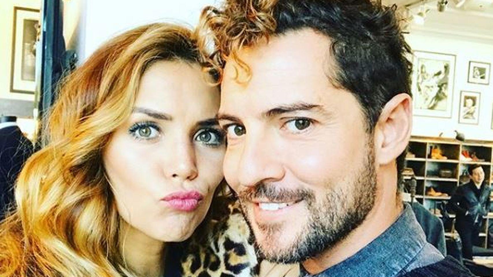 Rosanna Zanetti y David Bisbal