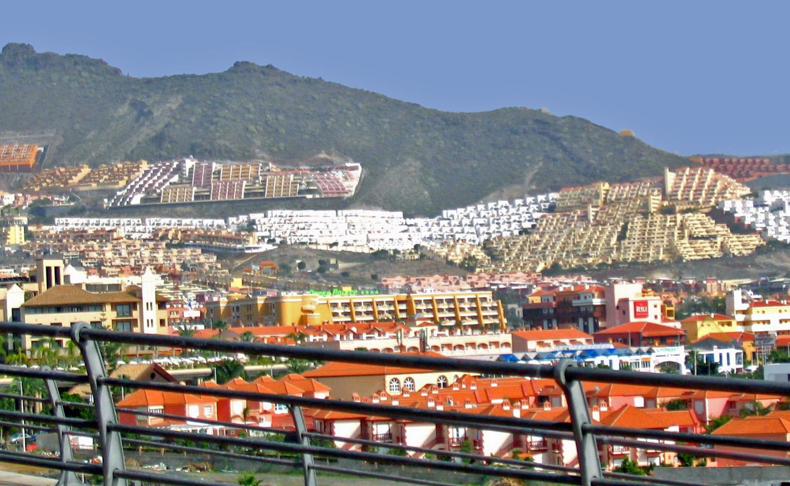 Adeje. Tenerife