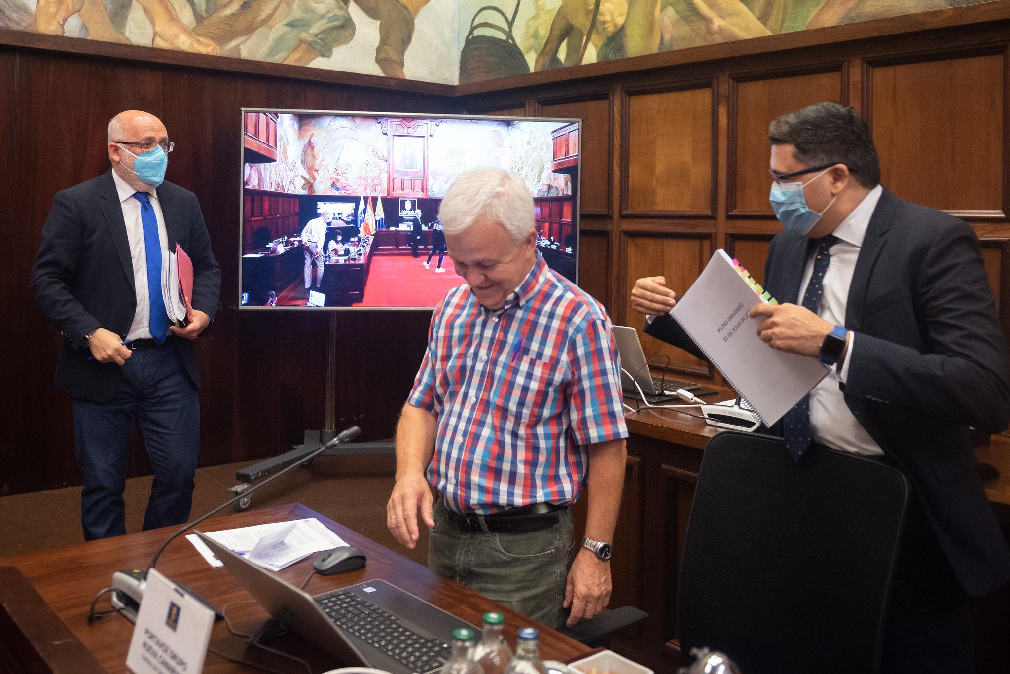 El Cabildo de Gran Canaria destina 28 millones a 100 proyectos ...