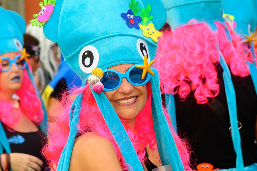 Las Palmas de Gran Canaria decide trasladar su carnaval a mayo de 2021