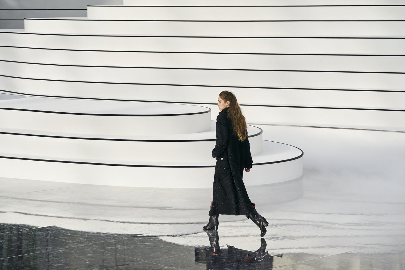 Desfile de Chanel