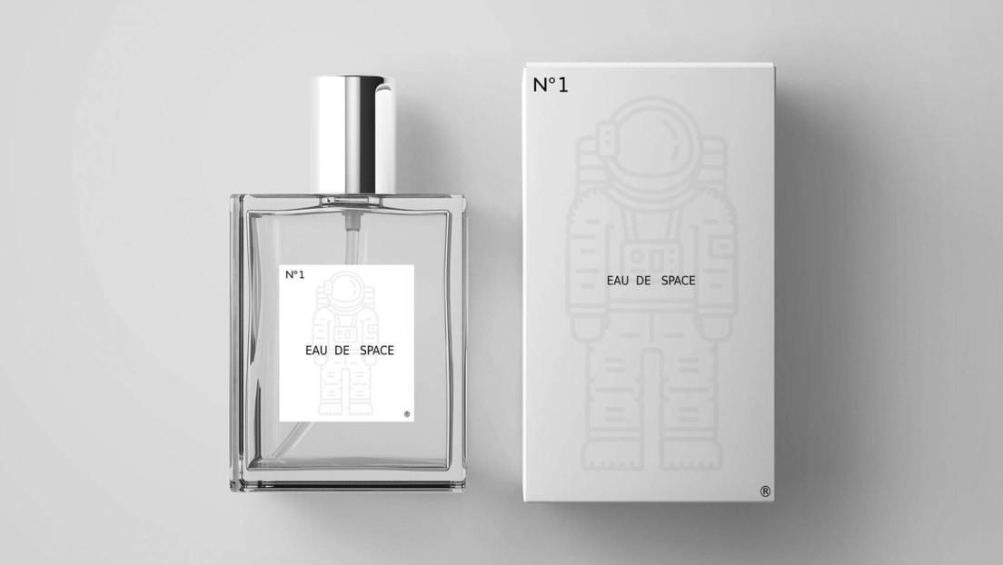Perfume 'Eau de Space' de la NASA