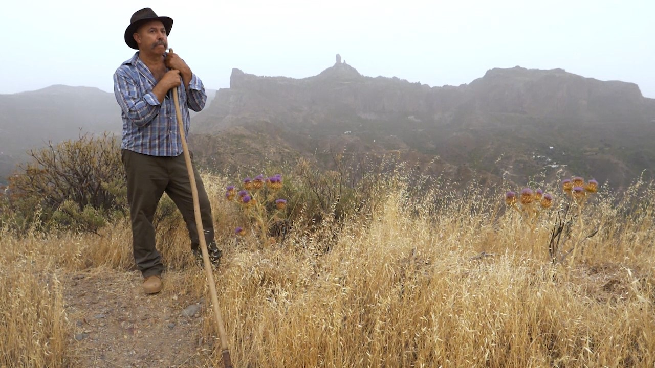 El documental 'Axis Mundi' producido por el Cabildo sobre los valores de la cumbre de Gran Canaria afronta su estreno en televisión