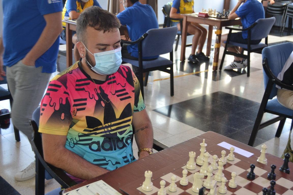 El Lanzaloe, campeón de la Liga Canaria de Ajedrez