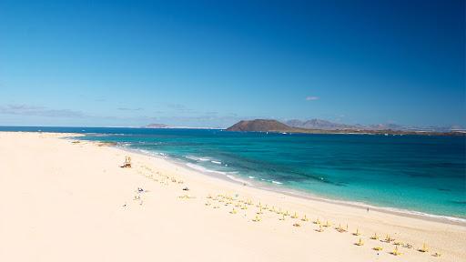 Playas de Corralejo. La Oliva. Fuerteventura