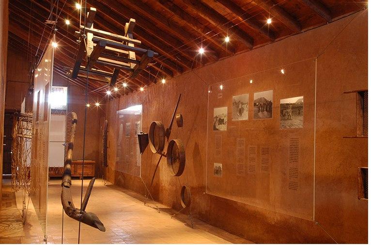 Red de Centros y Museos de Fuerteventura