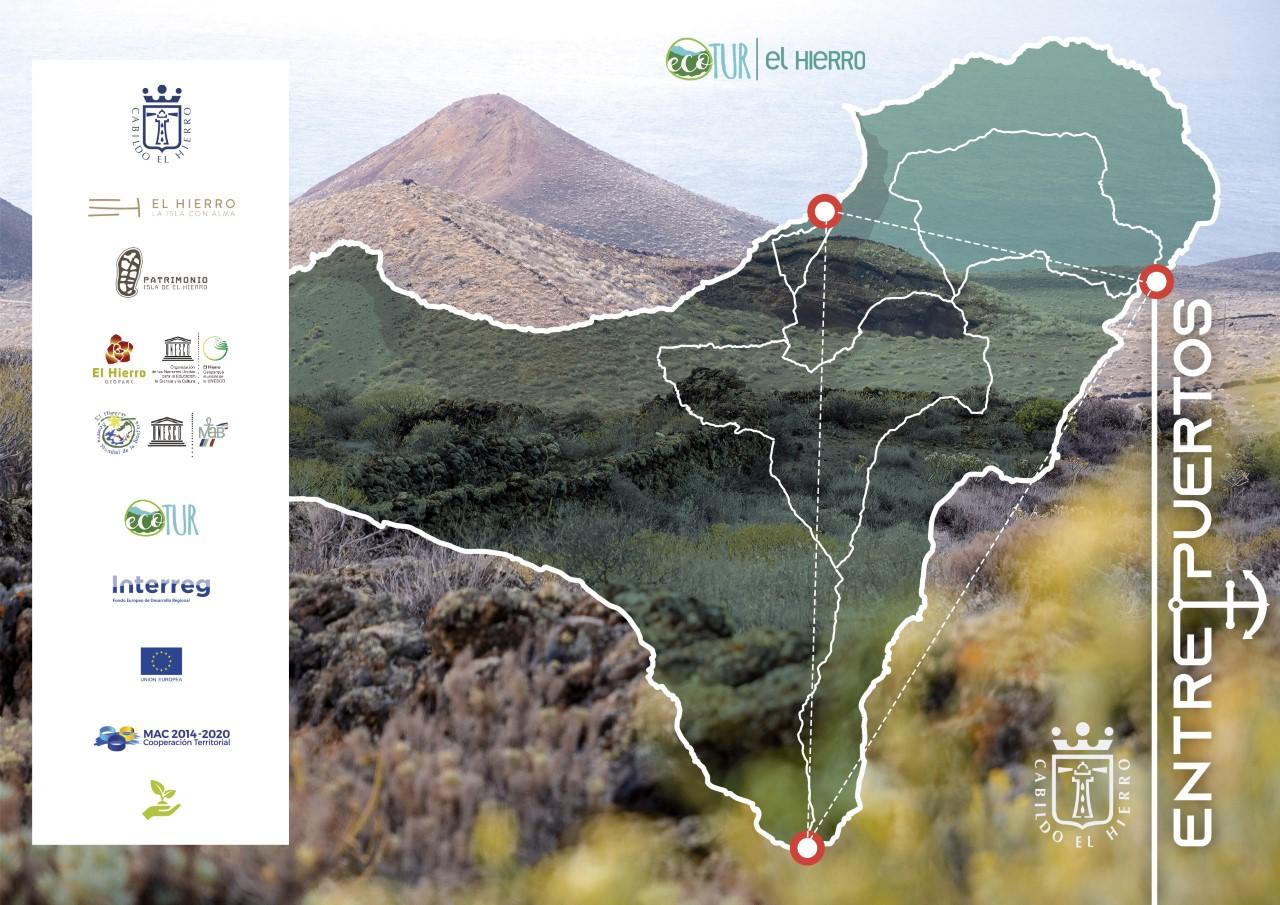 Ecoguía digital para aficionados al senderismo. El Hierro