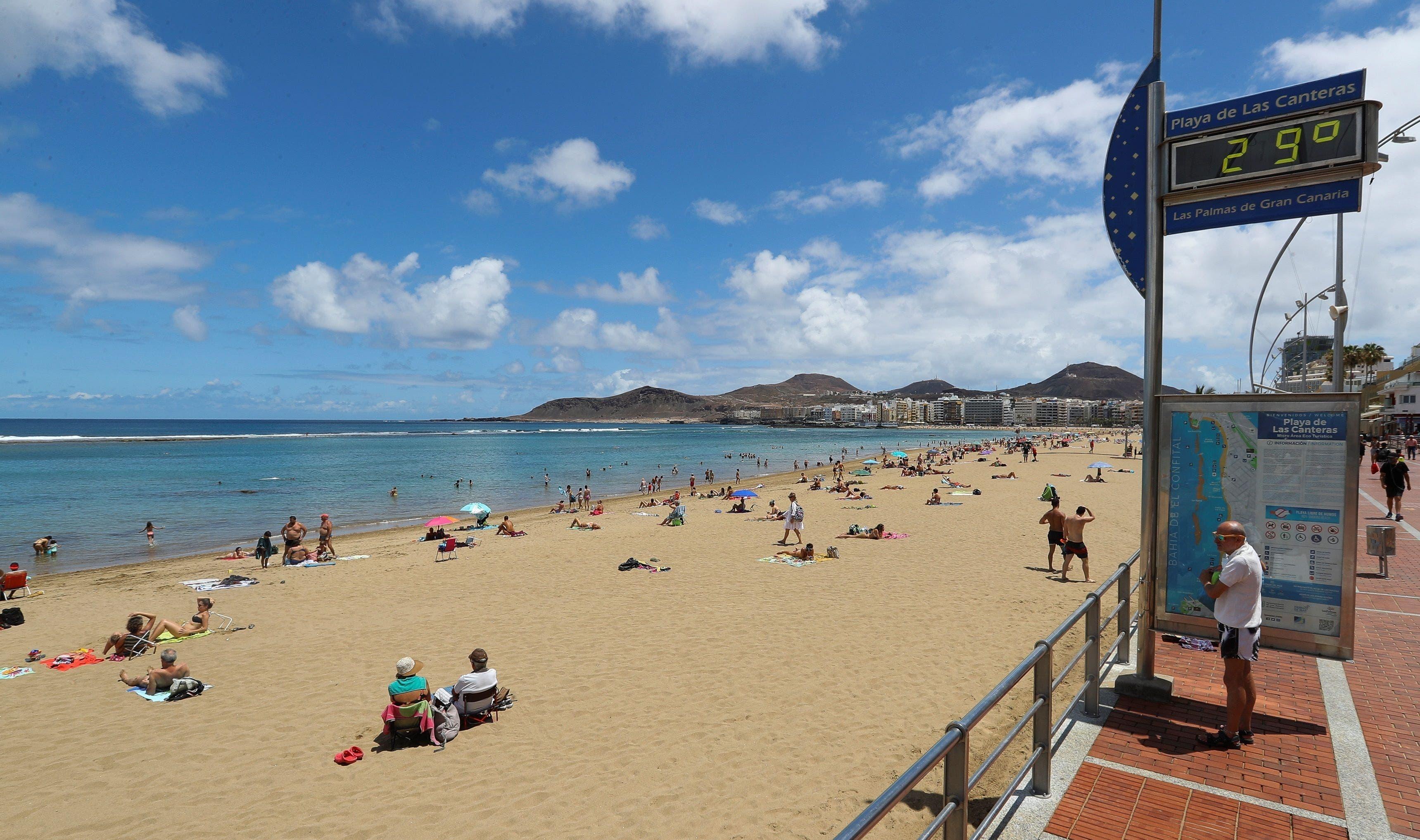 Turismo. Canarias