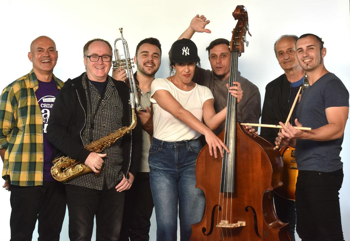 Local Jazz Band. Las Palmas de Gran Canaria