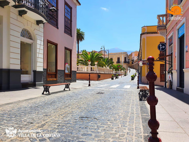 Calle Carrera, La Orotava. Tenerife