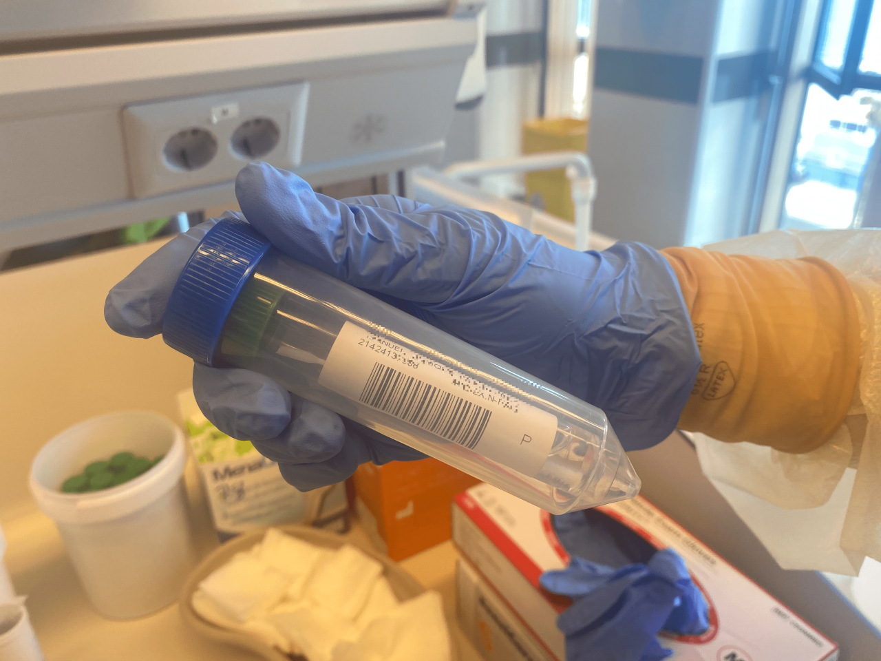 PCR. Coronavirus. Covid 19