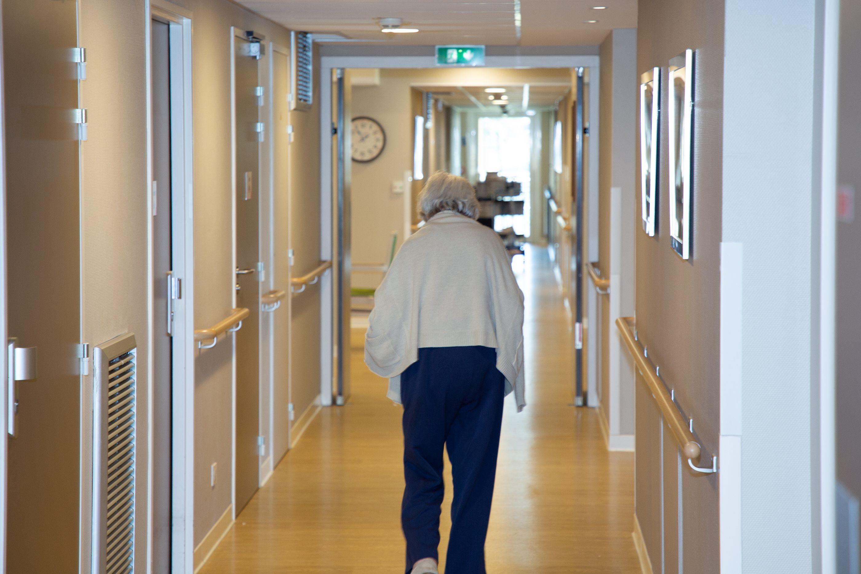 Residencia de mayores