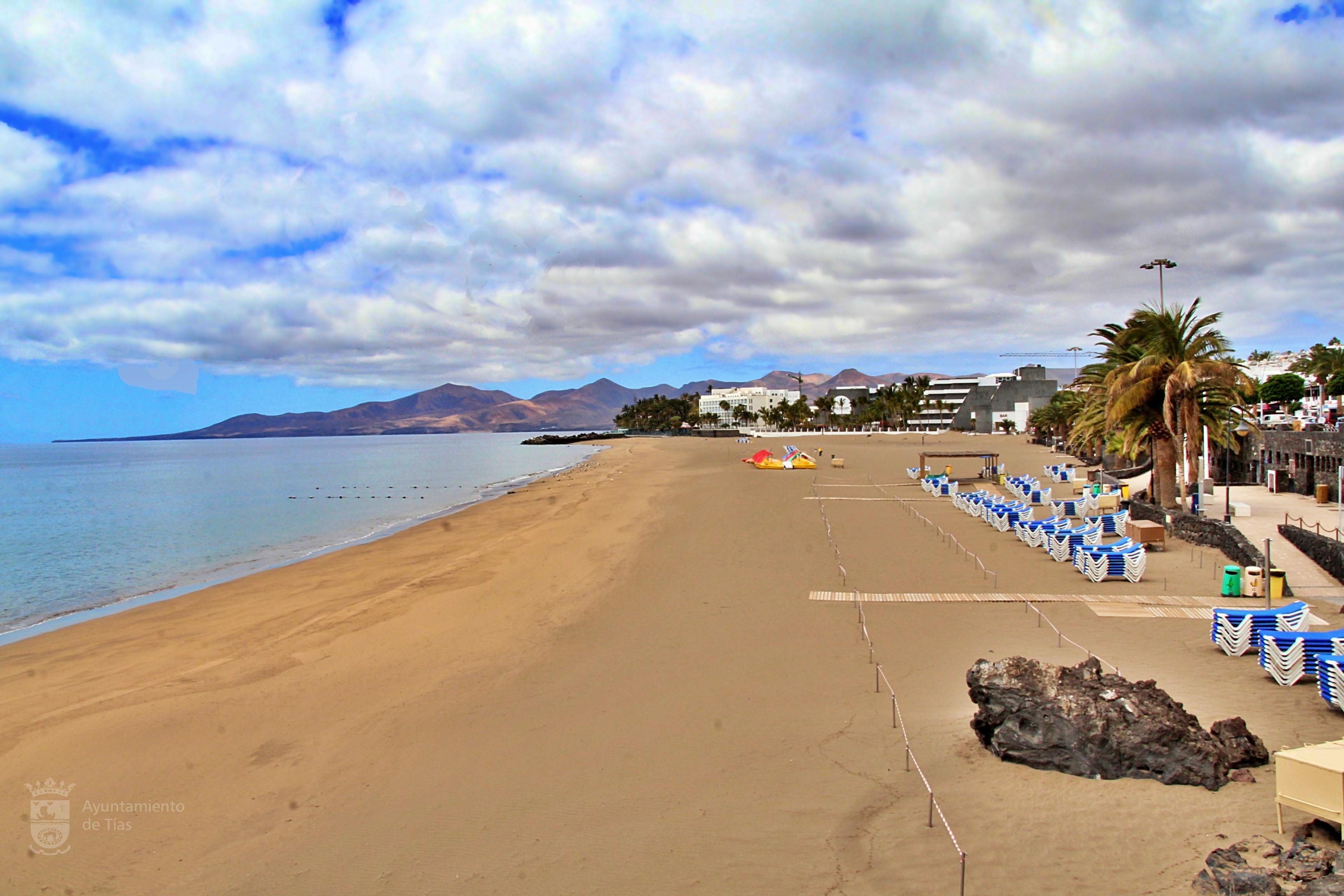 Puerto del Carmen, Tías. Lanzarote