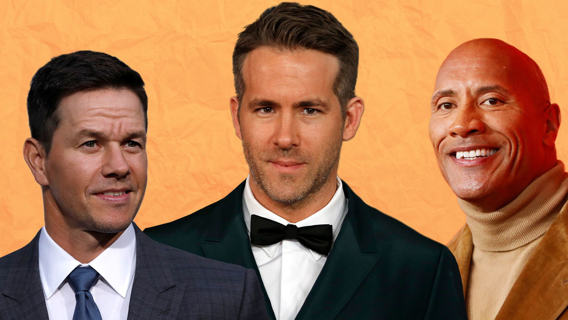 Actores mejor pagados del 2020