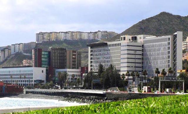 Complejo Hospitalario Universitario Insular-Materno Infantil. Las Palmas de Gran Canaria