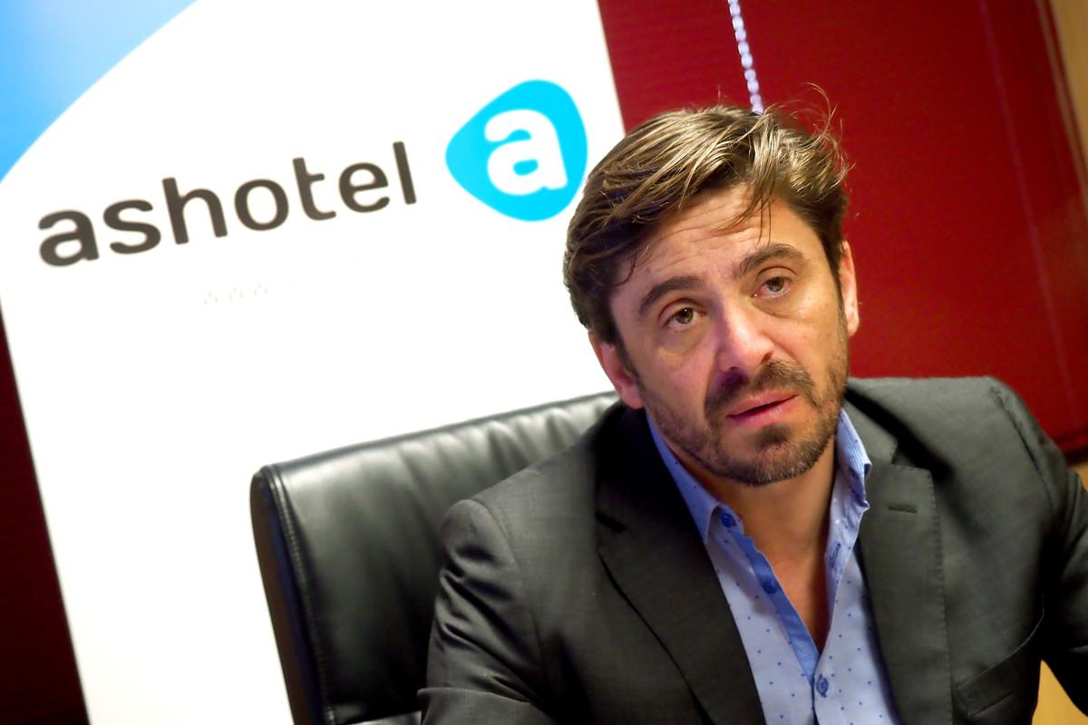 Jorge Marichal. Presidente Ashotel