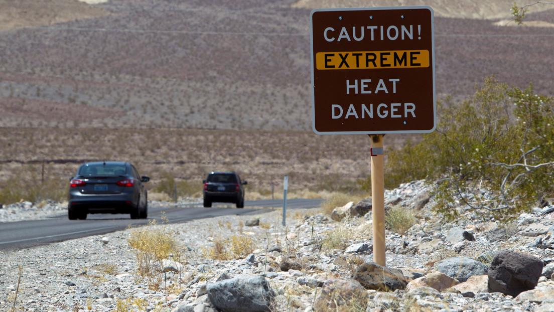 Valle de la Muerte. EEUU