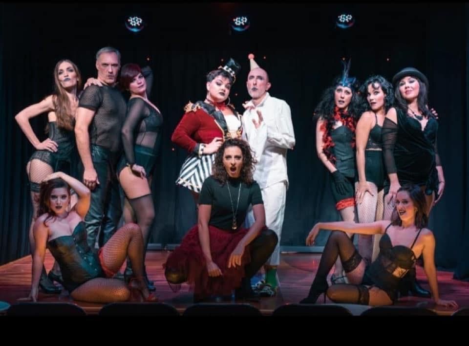 "Espectáculo ""Viva Cabaret"" La Laguna. Tenerife"