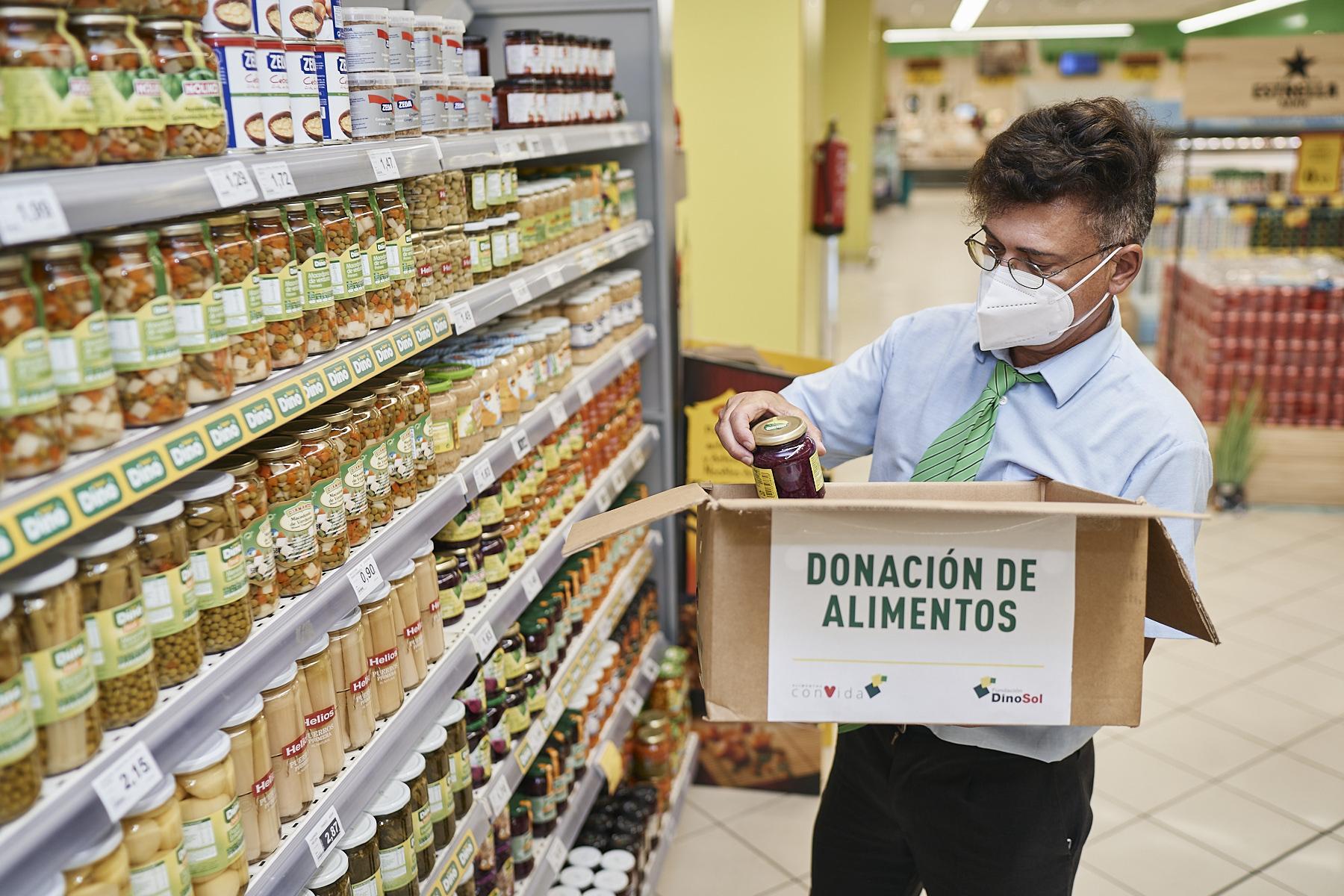 """Proyecto """"Alimentos conVida"""" de HiperDino"""