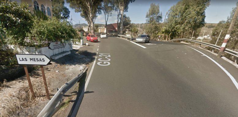 Carretera GC-21, Teror. Gran Canaria