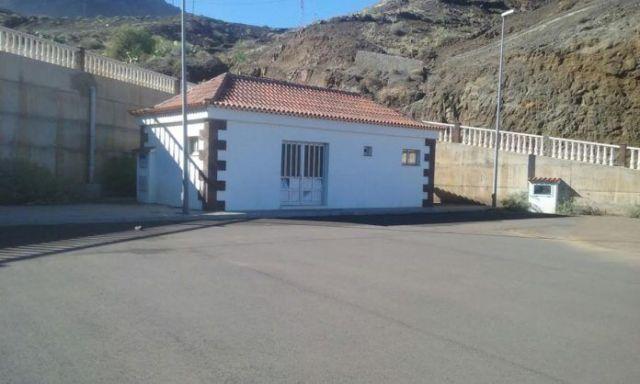 Depuradora de Alojera, Vallehermoso. La Gomera