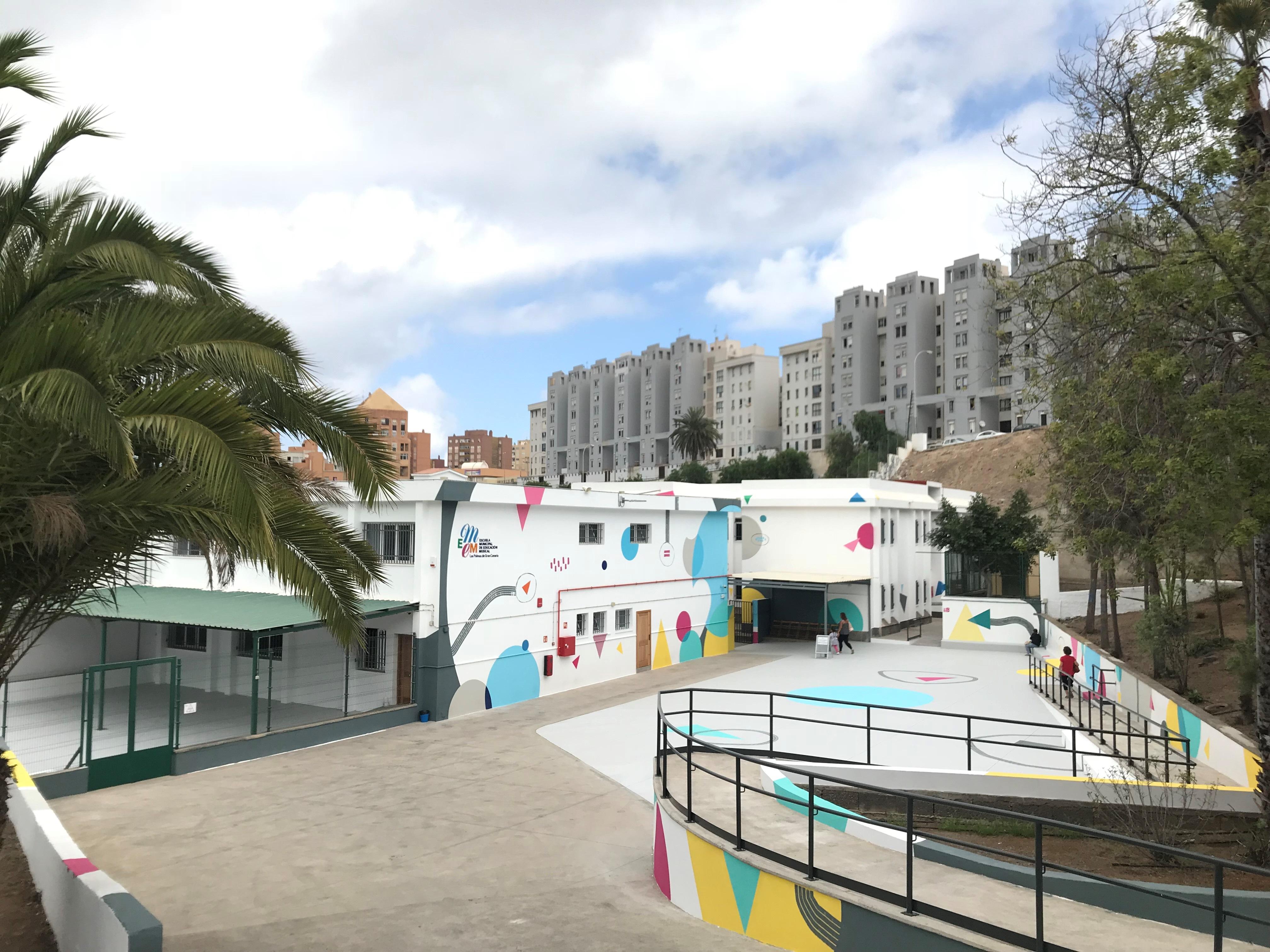 Escuela Municipal de Educación Musical de Las Palmas de Gran Canaria